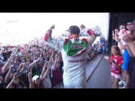 STORY OF THE DAY - Tiago Monteiro rules at home, crowd goes crazy at Vila Real Portugal WTCC!