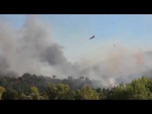 Incêndio Paradinha-Quintanilha