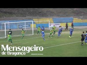 GD Bragança regressa às vitórias